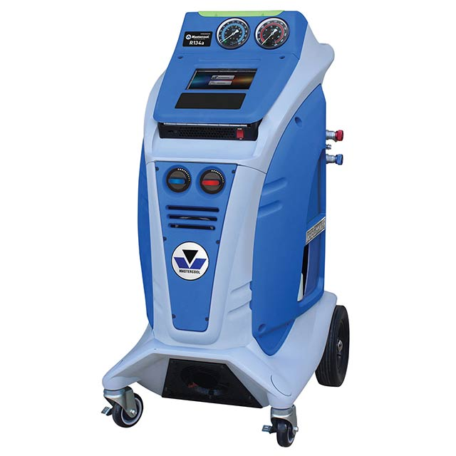 Air conditioning filling machine