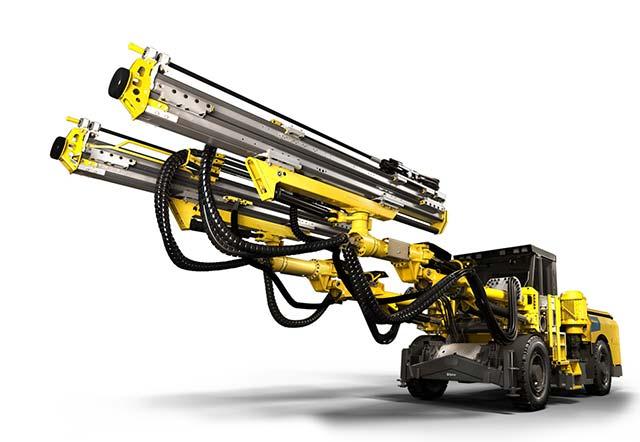 Boomer, mining machine