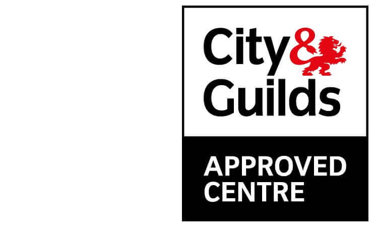 City Guilds badge